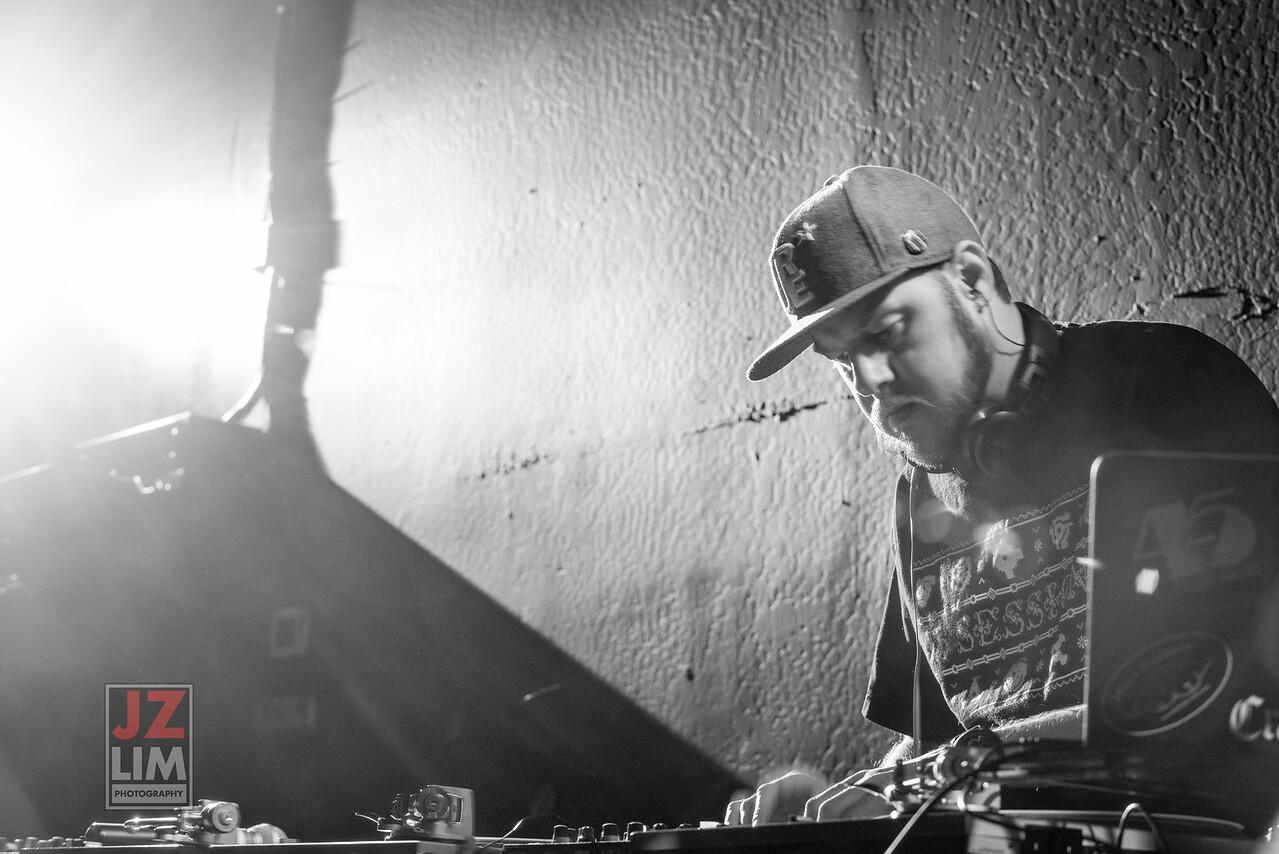 DJ Jazzy Jeff and Friends @Mighty SF