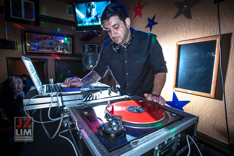 DJ RIKTOR @CHURCHWARD PUB