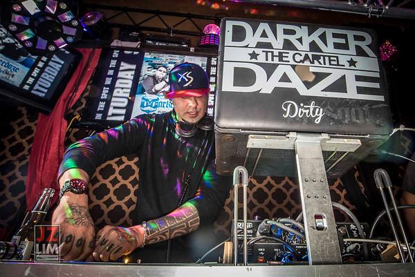 Darker Daze @Churchward Pub