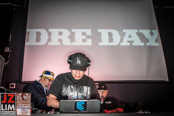 Dre Day @Mighty SF