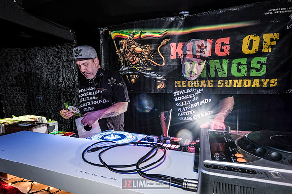 KOK @Berkeley DownLow Feat. DJ Shortkut