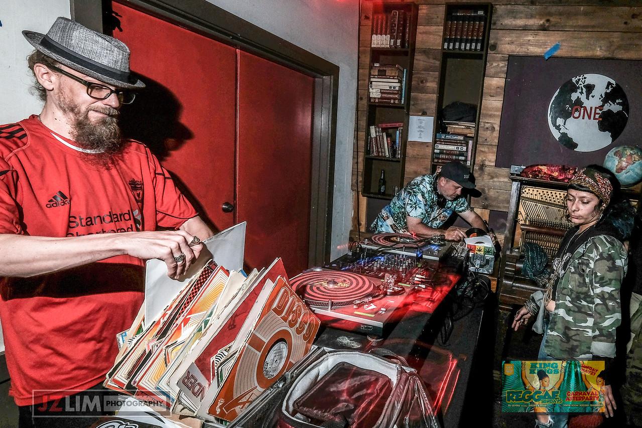 KOK REGGAE SUNDAYS CARNAVAL AFTER PARTY 2018