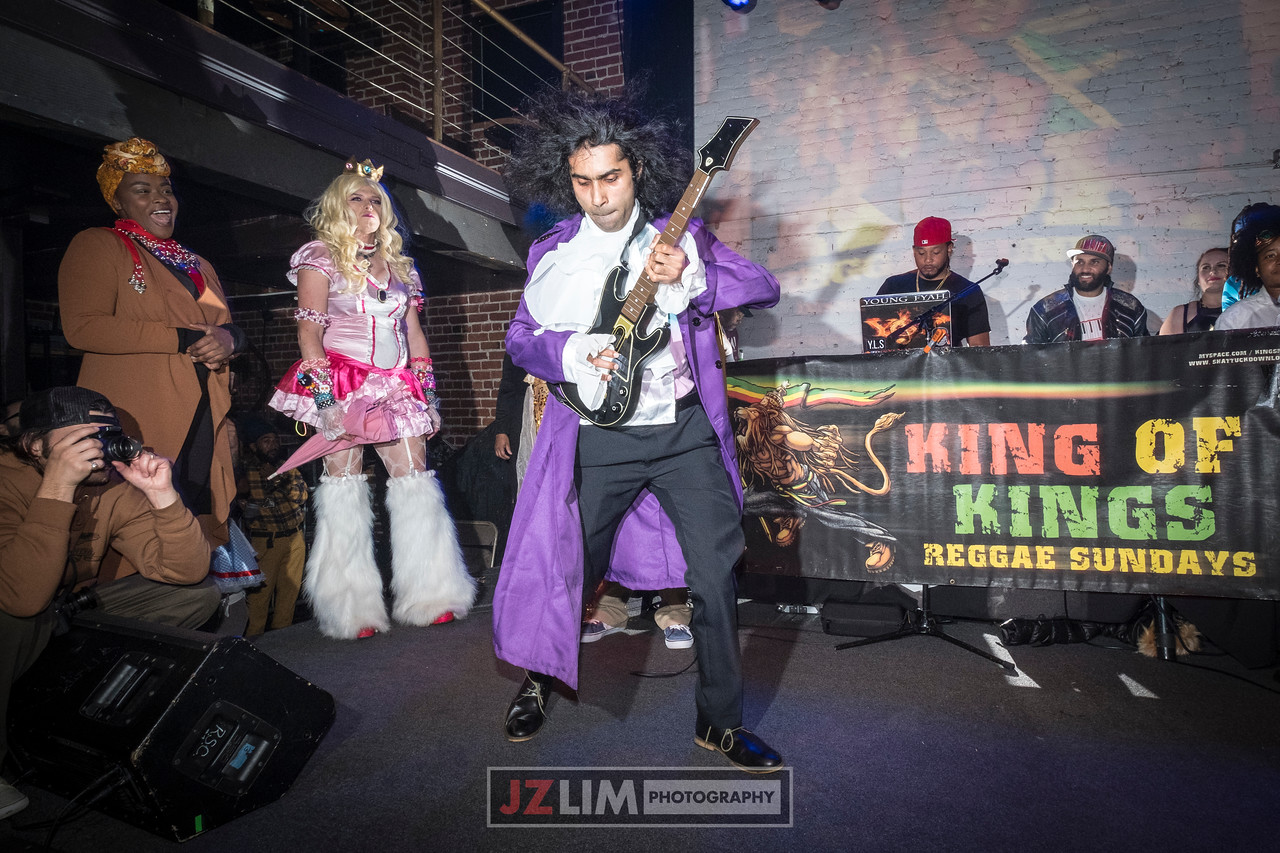 King of Kings VANS Halloween 2017