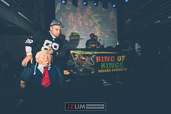 King of Kings VANS Halloween 2017