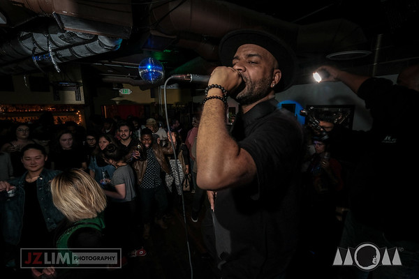 MOM Oakland Feat. Spyda Tek 2018