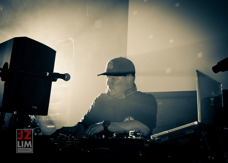 Mix Master Mike
