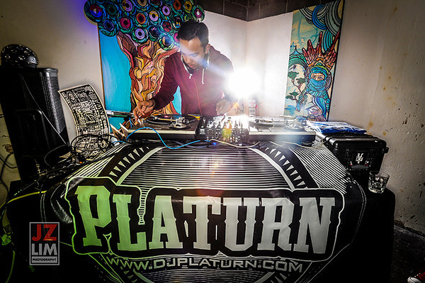 DJ Platurn Native Tongues