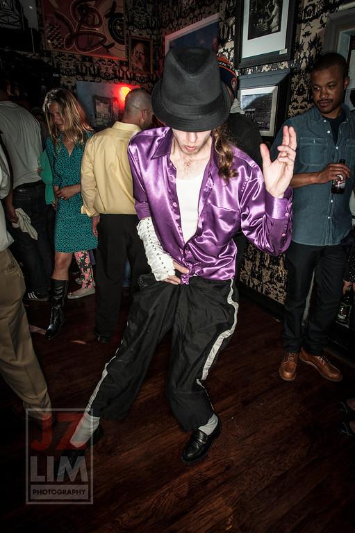 Prince & Michael Jackson Experience