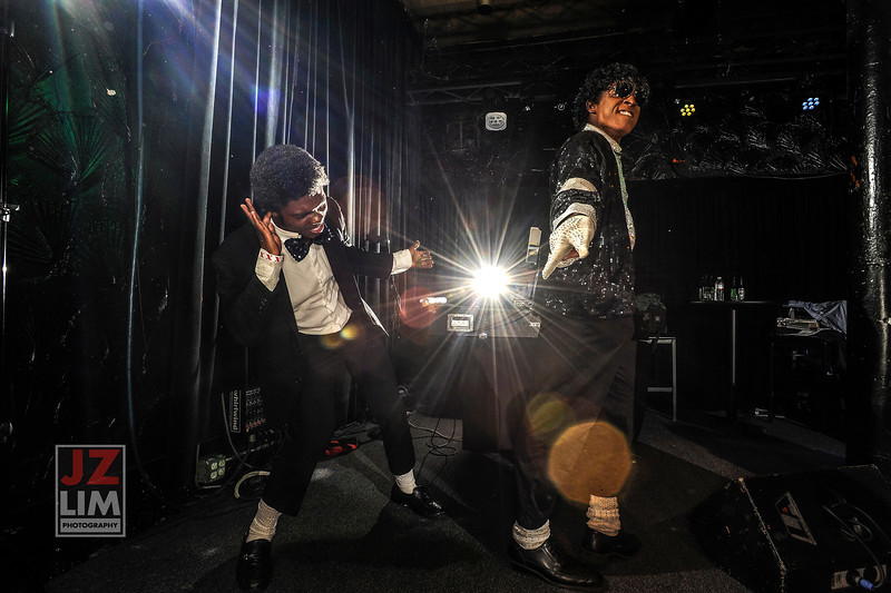 Prince and Michael Jackson Experience @Red Devil Lounge