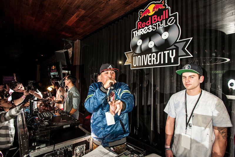 Red Bull Thre3Style University