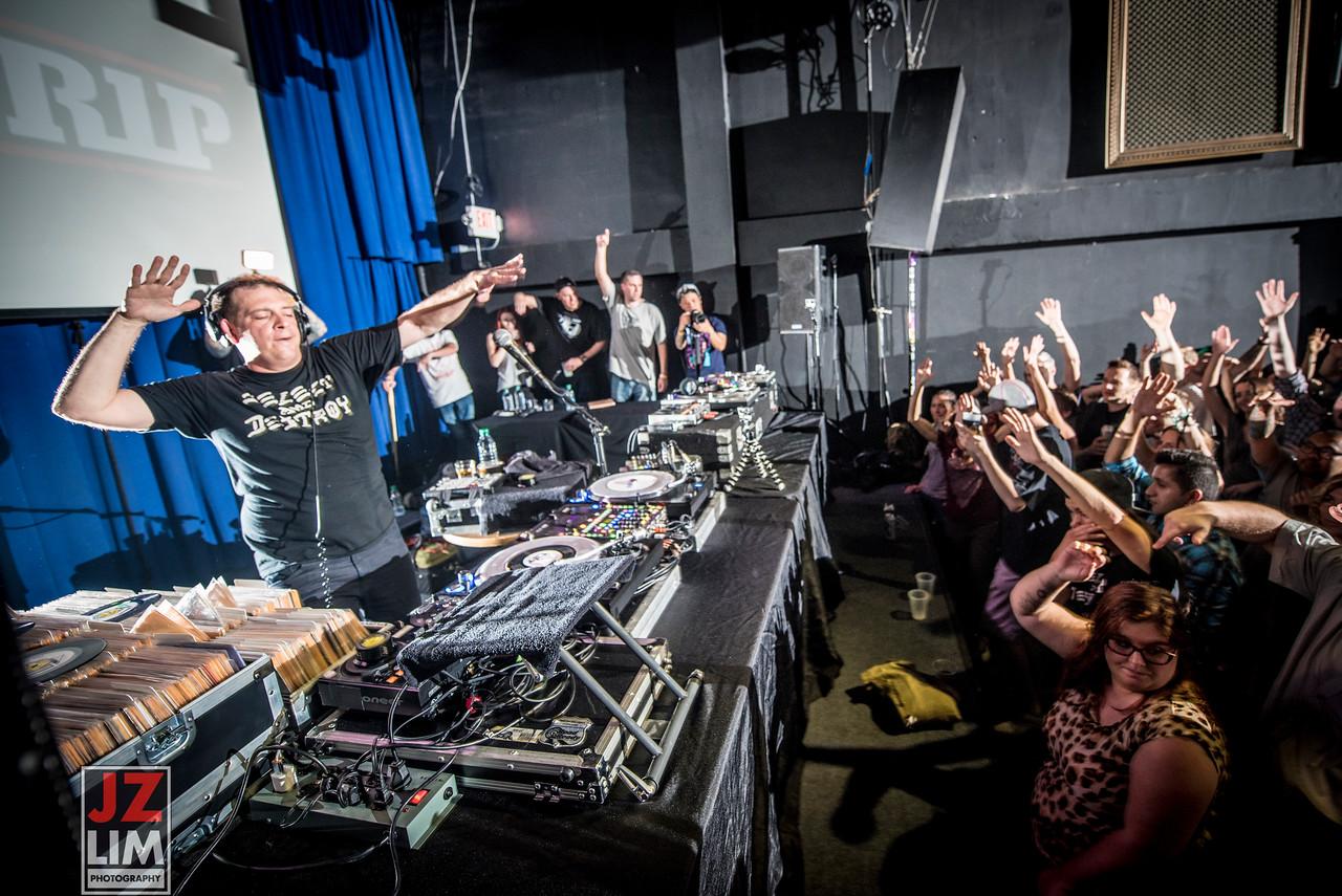 The 45 Sessions + DJ Z-TRIP