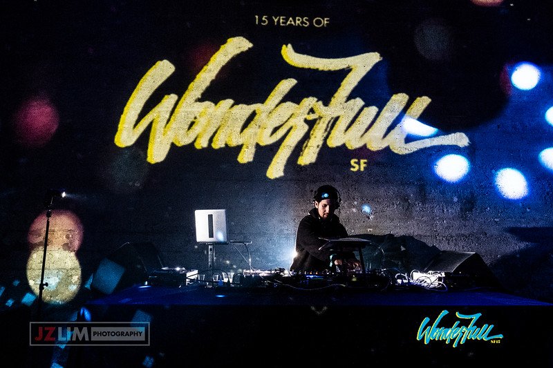 Wonder-Full SF 15 Years Feat DJ Spinna