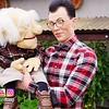 """""""Obst und Gemüse"""" Ferienbeschäftigung im eigenen Garten mit Bauchredner Roy Reinker & Opa Siegfried - WBG Zukunft - Erfurt - Video von Karrideo Imagefilm-Produktion©®"""