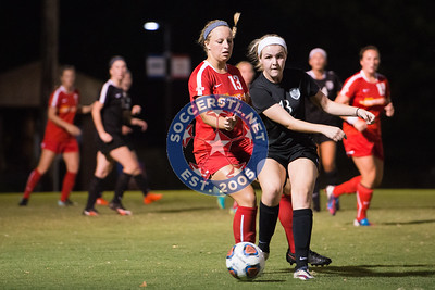 UMSL Tritons host AFA Fillies in Scrimmage