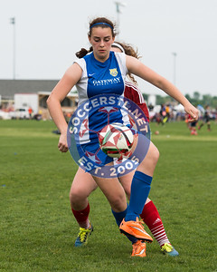 Gateway Rush Premier Tucker Capture U14 Girls Title at Missouri Rush Tournament