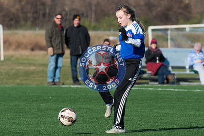SLYSA League U15 Girls