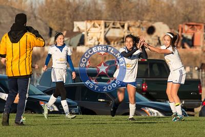 Missouri Rush Azul Holds on for U14G Title