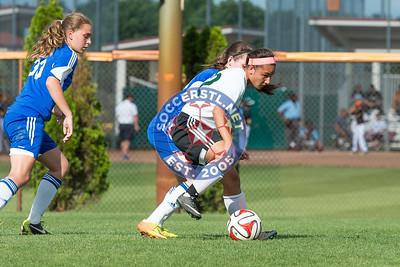LFSA Select Win at Sporting JBM Schneider