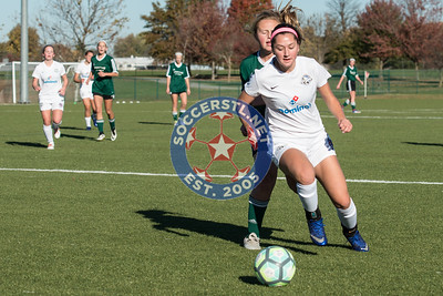 Lily Farkas Nets Six as FCKC Cruises in U16 Cup Final