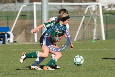 Lily Farkas Nets Six as FCKC Cruises in U16 Cup Final