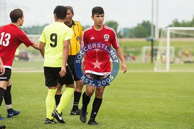 2001 Boys ODP - Missouri v Nebraska