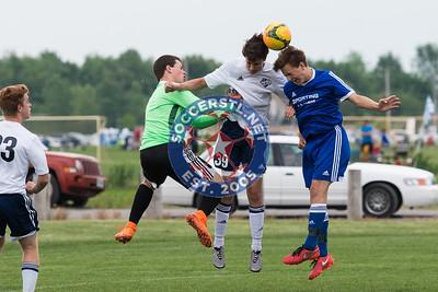 Ajax STL Win Against Sporting JBM Unite