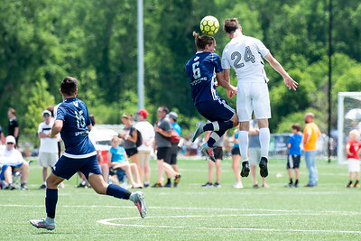 Lou Fusz Carron Advance to Semifinals  with win over Sporting STL Blue McCarthy