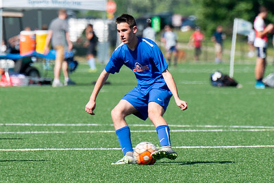 Lou Fusz Phillips 2004 In Position to Advance to Cup Semifinals