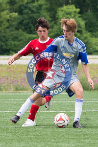 Kutis Academy Gold 97-98 win U16 Boys State Title vs Missouri Rush Select at Lou Fusz soccer complex.