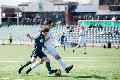 Friendly: STLFC U17 v SLSG 04 Elite