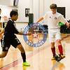 Gateway Futsal League Play between AC Porta Via and WC St Louis