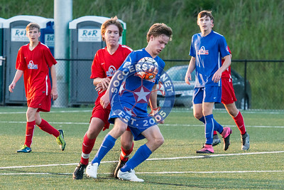 Lou Fusz Geerling Opens Cup with Strong Win