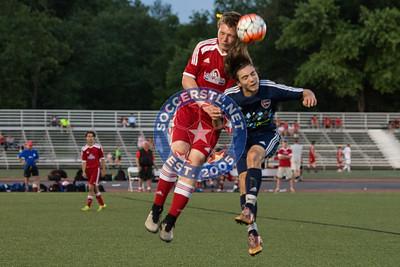 Lou Fusz Popovic Advances with Decisive Win