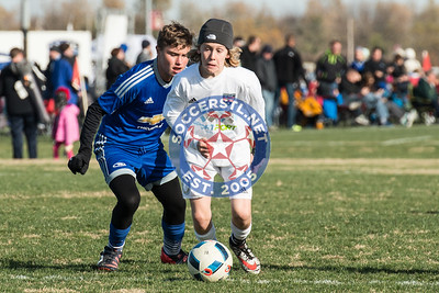 MO Rush v Sporting STL U15B