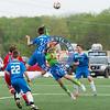 MRL U14B soccer action in St. Louis
