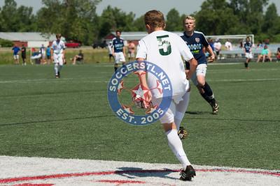 SLSG Elite Advance to U13 Boys Title Game over Sporting STL LImpert