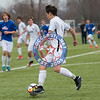 Lou Fusz 2002 Carotenuto White Win Derby with Blue