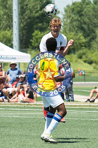 SLSG Elite 2001 Win Missouri State Cup Title