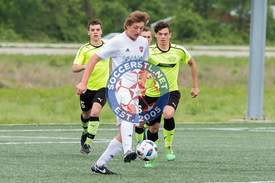 Sporting STL McMahon Ford wins MRL match vs Ft Wayne United