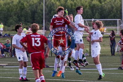 Springfield FC and SLSG Draw in Opening U15 Boys Cup match
