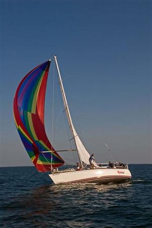 Sailboat Race - 6/20/07