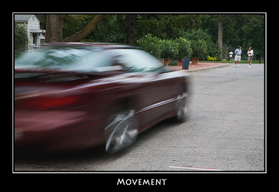 Movement ©John Green