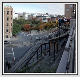 2014-10-11 Les escaliers de Québec
