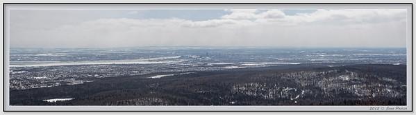2015-03-18 Raquette Les Trois Sommets