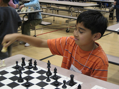 Chess Club - Somerset School, WA 2006