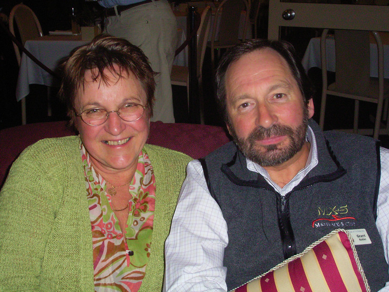 Pam & Grant