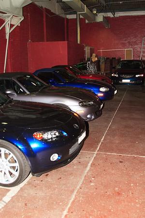 Social runs 2007