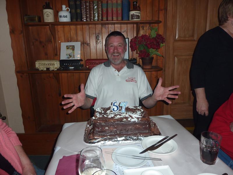 John Todd's 57th Birthday - The Railway Hotel