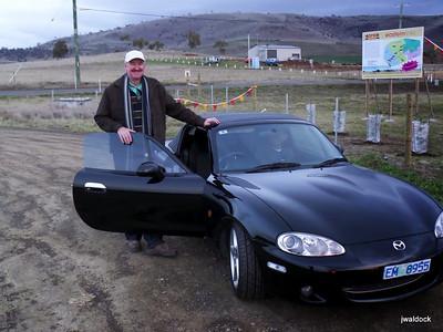 John Hadrill, 2012-13 Southern Tasmania Chapter Champion