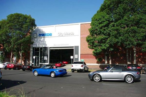 At City Mazda